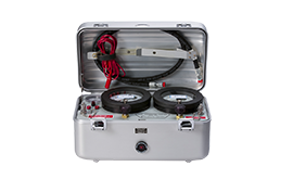 Model 3112 Portable Live Pressure Tester
