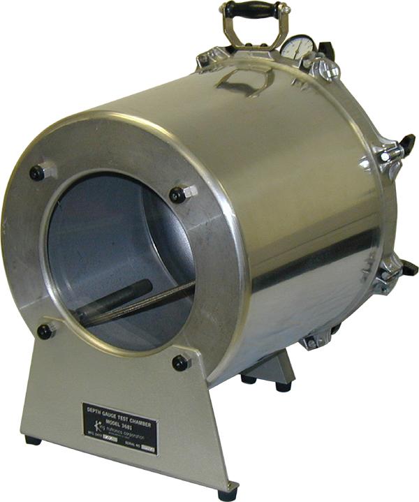 Model 3681 Depth Gauge Chamber