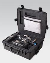 Portable Pressure Calibrator Kit Open